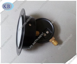 63mm Back Steel Pressure Gauge Dry Type pictures & photos