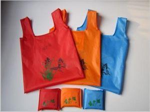 Nylon Foldable Shopping Bag (SPB022)