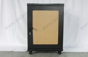 Us Series Network Cabinet with Perspex Front Door pictures & photos