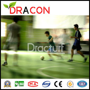 High Density Football Field Synthetic Artificial Grass (G-5006) pictures & photos