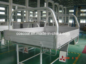 Aluminium/Aluminum Pickup Tray Body pictures & photos