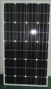 18V 90W 95W 100W Monocrystalline Solar Panel PV Module with TUV ISO Certificate pictures & photos
