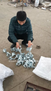 Galvanized Scaffold Fixed Couplers pictures & photos