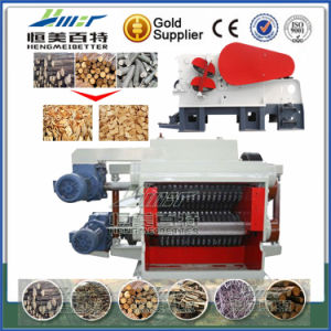 380V Voltage with Low Consumption Fuel Wood Slicer Mill Machine pictures & photos