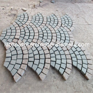 Cheap G682 Granite Pavers Paving Stone for Walkway, Driveway, Garden pictures & photos