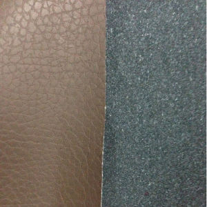 Artificial PU Bonded Leather Used for Sofa, Car Seat