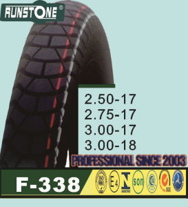 Motorcycle Tire/Cross Country Tyre2.50-17 2.75-17 3.00-17 3.00-18 pictures & photos