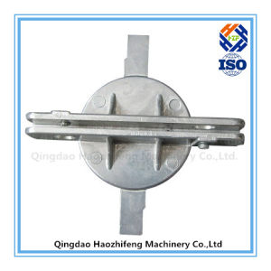 Die Casting Part Street Name Sign Bracket for Display pictures & photos