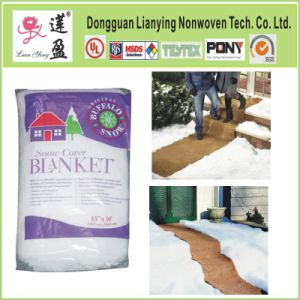 Snow Blanket for Christmas Decoration, 45 by 99-Inch