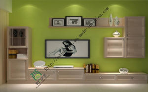 Customized Plywood TV Stands with New Design From China pictures & photos