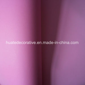 Printed Paper with Solid Color for Furniture Decorated, Customized Color pictures & photos