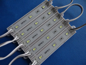 2835 DC12V 3LEDs SMD LED Module for Lighting pictures & photos