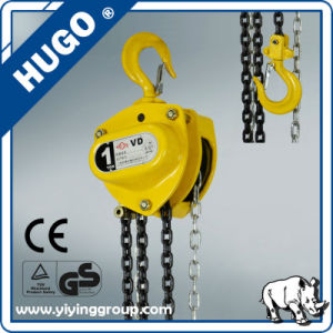 1 Ton to 50 Tons Factory Price Manual Chain Block Hoist Price pictures & photos