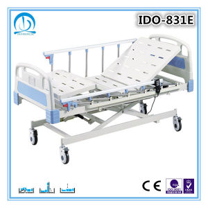 Three Function Electric Medical Beds for Hospital pictures & photos