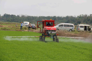 Aidi Brand Most Advanced Boom Mist Sprayer for Paddy Muddy Field and Farm pictures & photos