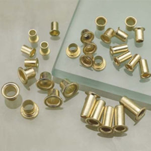Round Coloured Brass Eyelet for Garment pictures & photos
