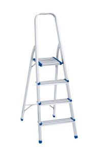 En131 Approved Aluminium Household Ladder (JK-404) pictures & photos