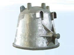 High Quality Casting Steel Slag Ladle pictures & photos