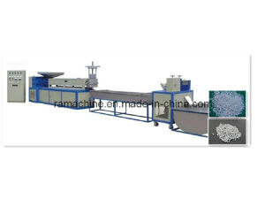 PP PE Plastic Recycling and Pelletizing Machine