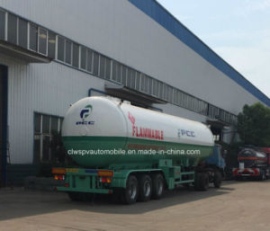 ASME 3 Axles Tanker Trailer 52 Cbm M3 LPG Tanker Trailer pictures & photos