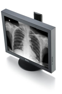 3MP Monochrome Medical Monitor with GAMMA, DICOM