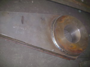 Steel Structure Fabrication Crane Parts (30) pictures & photos