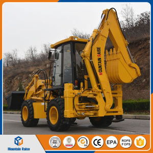 Chinese Backhoe Excavator with Cheap Price pictures & photos