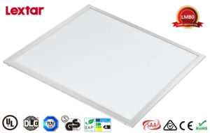 100lm/W 36W 600*600mm Lextar Chip LED Panel (CE/RoHS/FCC/SAA/TUV/UL/DLC)