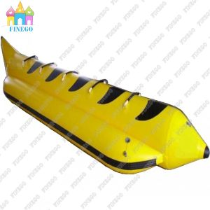 Hot Sell Summer Inflatable Flyfish Banana Boat pictures & photos