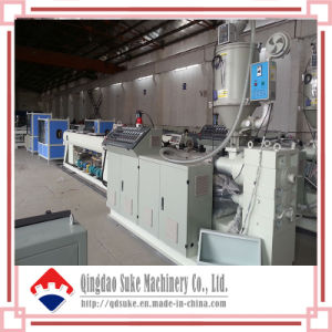 HDPE Gas/Water Supply Pipe Extrusion Machine Line pictures & photos