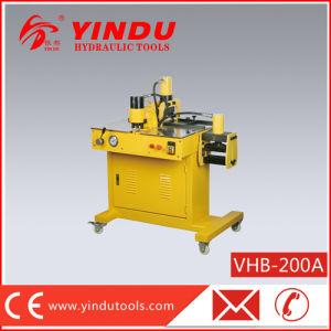 European Design Hydraulic Busbar Processing Machine (VHB-200A) pictures & photos