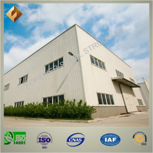 High Quality and Low Cost Prefabricated Steel Structure Workshop