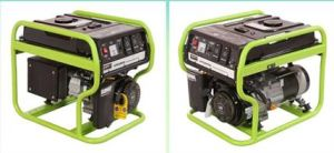 New! 3kw Portable Gasoline Generator Coupled with Senci Alternator Generator pictures & photos