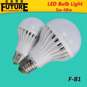 High Quality 5W E27 B22 LED Lamp, Plastic LED Lamp pictures & photos