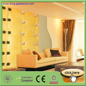 PVC Foil-Faced Glasswool Insulation Blanket pictures & photos