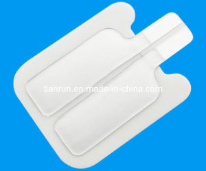 Disposable Electrosurgical Pad, Infant Size, Bipolar, Upright (JB06) pictures & photos
