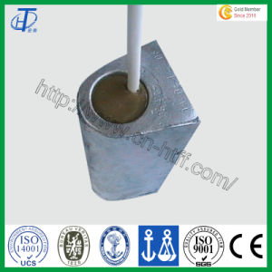 Cheaper Mg-Al Alloy Material Magnesium Sacrificial Anode