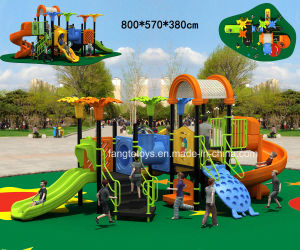 Outdoor Playground Equipment FF-PP204 pictures & photos