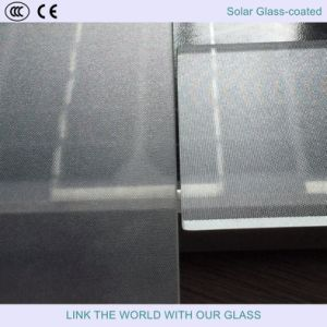 3.2mm Tempered Solar Glass for Solar Collector pictures & photos