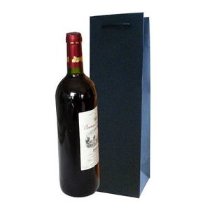 Handmade Classic Fashion PP Waffle-Like Series Shopping Wine Bag