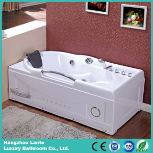 Superior Quality Shower Fitting Whirlpool Bath Tub (TLP-634) pictures & photos