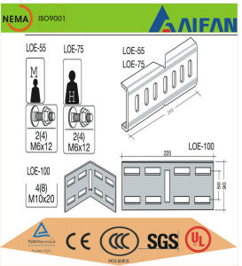 Professinal Producer for Perforated Channel Tray/Cable Tray Cleat
