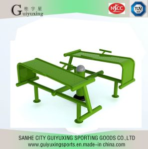 New TUV Outdoor Fitness Equipment of Sit-up Board pictures & photos