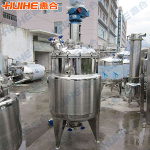 Stainless Steel Reactor China Manufacturer pictures & photos