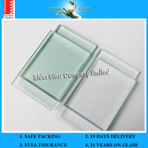 1.3-19mm High Transparent Glass with CE SGS AS/NZS2208: 1996 (1.3-19mm) pictures & photos