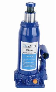 Hydraulic Bottle Jack 8t with GS/CE