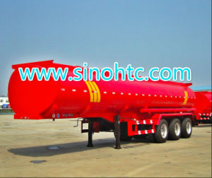 2016 Hot Selling Oil Fuel Tank Semi Trailer pictures & photos