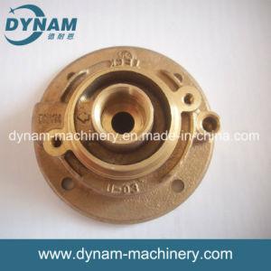 Precision CNC Machining Copper Sand Casting Valve Casting Parts pictures & photos