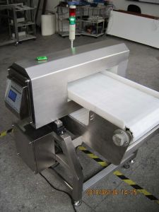 Metal Detector for Meat, Seafood, Fish or Forzen Product Inspection pictures & photos