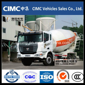 C&C 6X4 Concrete Mixer Truck 9m3 pictures & photos